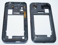 Original Samsung GT-S5830i Galaxy Ace Mittelgehäuse, Backcover + Tasten, Schwarz