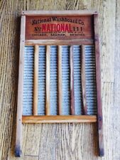 Vtg. National Washboard Co NO 111