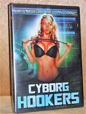 Cyborg Hookers (DVD, 2015) NEW unscrupulous politicians sex starved robots