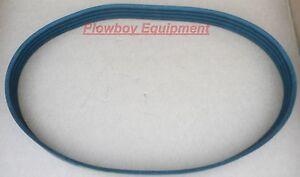 Disc Mower Drive Belt 4 Band 527975 for Massey Ferguson 1309 1310 1329 1330 Hay