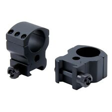"""Ccop 1"""" Matte Picatinny Weaver Style Mount Scope Ring High Profile A-1003Wh"""