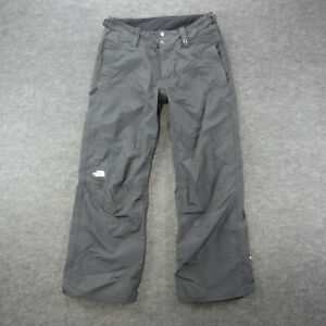 The North Face Womens Size M Hyvent Waterproof Snowboard Pants *Note