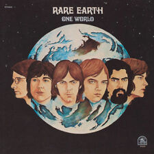 Rare Earth - One World ( AUDIO CD in JEWEL CASE )  FREE SHIPPING