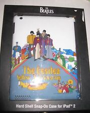 """The Beatles Yellow Submarine"" Hard Shell Snap-On Case for IPad- 2 Free Shipping"