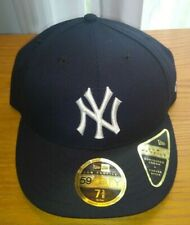 """59 FIFTY"" Brand New ""New York Yankees"" New Era Fitted Hat Size 7 3/8"