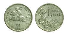 pcc1359_32) Lithuania  1 Litas 1925