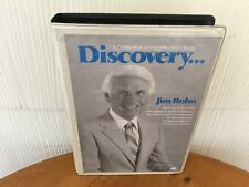 Jim Rohn's Collection Of Insights - Vintage Jim Rohn Tapes!  Collectors Edition!