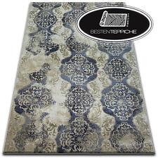 Neuheit Muster Modern Teppich JASMIN DROP nebel, Dick und Nizza zu Touch Weiche