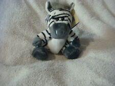 Carte Blanche Blue Nose Friend  4inch Zebra Chip