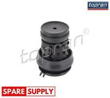 ENGINE MOUNTING FOR SEAT VW TOPRAN 103 018