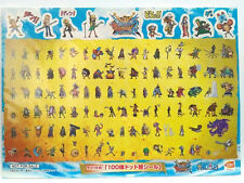 One Piece Gigant Battle 2 Decal Sheet 100+ Stickers (2011) New Japan Import