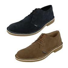 Mens Lambretta Suede Shoes - Soho