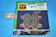 plaquette de frein AP RACING Yamaha YZ 125 250 Kawasaki KX SUZUKI RM 125 250 500