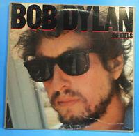 BOB DYLAN INFIDELS VINYL LP 1983 ORIGINAL PRESS GREAT CONDITION! VG++/VG!!A
