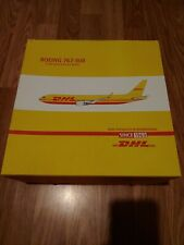 Gemini Jets DHL Boeing 767-300 Die Cast Model Airplane 1:200 With Stand 2011
