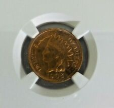 1906 Indian Head Cent 1C NGC UNC DETAILS ALTERED COLOR G184