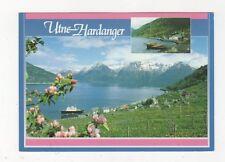 Norway Utne Hardanger 1996 Postcard 498a