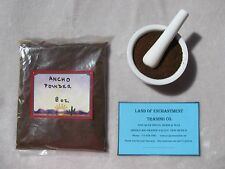 NEW MEXICO PURE ANCHO CHILE POWDER  8 OUNCES  Fresh!!!  *Free Shipping for USA*