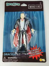Universal Monsters Dracula Bend-Ems Bendable Figure - Brand New/Mint On Card