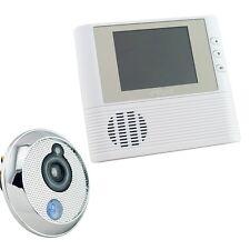 """2.8"""" LCD 3X Digital zoom Door Peephole Viewer Camera Cam Doorbell Home Security"""