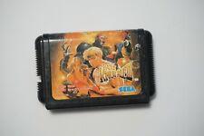 Sega Mega Drive Bare Knuckle III Streets of Rage 3 Japan MD game US Seller
