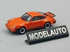 Minichamps 1:87 PORSCHE 911 TURBO  1977  ORANGE