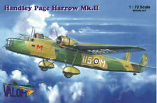 Valom Plastic model kit 72057 1:72nd scale Handley Page Harrow Mk.II