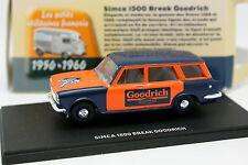 Eligor Presse 1/43 - Simca 1500 Break Goodrich