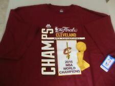 Cleveland Cavaliers Majestic 2016 World Championship Tee Shirt 3XLT