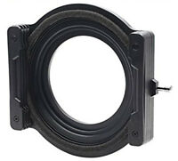 100mm Filter Holder w/ Polarizer and 62mm, 67mm, 72mm, 77mm, 82mm Adapter Rings