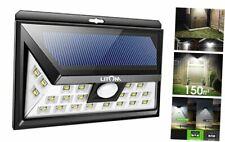 LITOM Original Solar Lights Outdoor, 3 Optional Modes Wireless Motion Sensor Lig