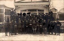WW1 7th ? The Kings Liverpool Regiment Bruxelles 1919 Lt Stern Sgt W Coggin