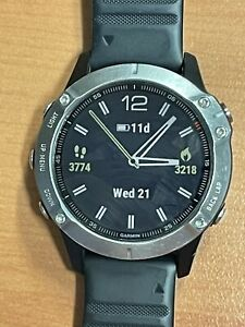 Garmin Fenix 6 GPS Smart Watch
