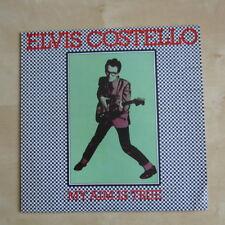 ELVIS COSTELLO My Aim Is True Rare Portugal pressing vinyl LP Stiff Records SEEZ