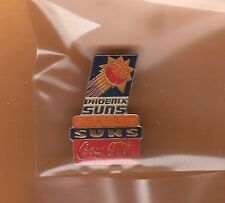 OLD PHOENIX SUNS LOGO COCA COLA LAPEL PIN Unsold Stock