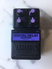 Yamaha Dds-100 Digital Delay Sampler Rare Vintage Guitar Effect Pedal Mij Japan