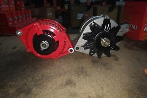 Ford Mustang Alternator 80 amps at Idle. Perfect for cruise nights hot rod.