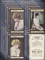 TEOFANI-FULL SET- CINEMA STARS (X25 CARDS) - EXC