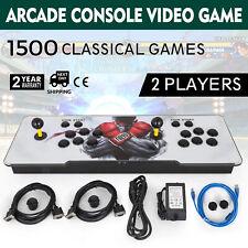 1500 in 1 Pandora Box 9s Retro Video Games Arcade Console Double Stick Light US