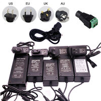110V 220 TO12V 5V 24V Power Supply DC Adapter 1A 2A 3A 5A 6A 8A For led strip