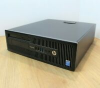 HP Prodesk 600 G1 Windows 10 Desktop PC Intel Core i5 4th Gen 3.3GHz 4GB 500GB