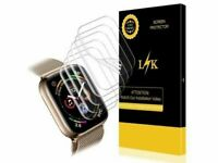 Full Coverage Screen Protector Cover for Apple Watch Series 1 2 3 4 5 iWatch