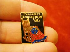 1986 Tennessee Homecoming Pinback Knoxville TN Vintage