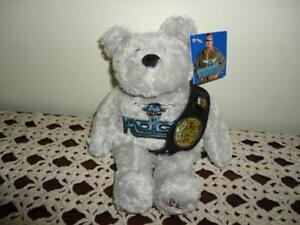 WWF The ROCK Dwayne Johnson Wrestling Federation Attitude BEAR Brahma Bull