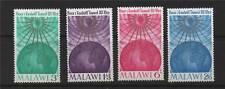 Malawi 1964 Christmas SG 228/31 MNH