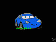 Pixar Cars Porsche 911 Attorney SALLY CARRERA Disney 2007 Pin