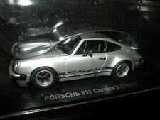 1:43 Kyosho Porsche 911 2.7 1975 silber/silver Nr. 05521S OVP