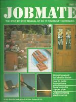JOBMATE 3 DIY -STRIPPING WOOD, FOUNDATIONS, COPPER etc