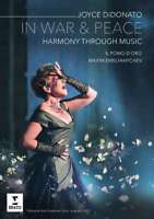 Joyce Didonato - IN Guerra & Pace: Harmony Throug Nuovo DVD