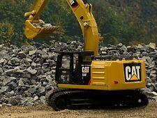 1/64 DIECAST MASTERS Caterpillar 320F L Hydraulic Excavator